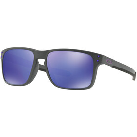 Oakley Holbrook Mix Sunglasses Steel/Violet Iridium
